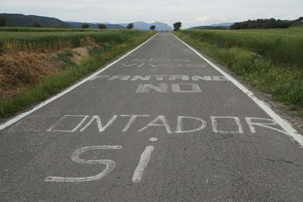 Hm - Pantano NO Contador Si steht auf der Strasse - gibt es da einen Unterschied???
