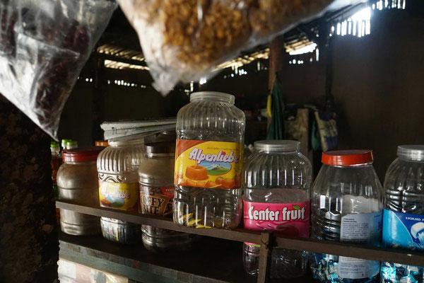 Irgendwo in Indien: Alpenliebe... Caramelbonbons - lecker...