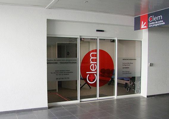 Centre de soins non programmés CLEM