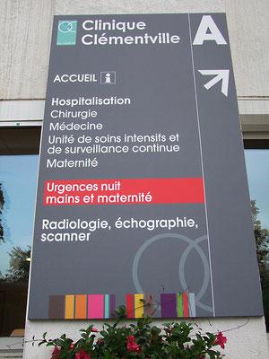 Clinique Clémentville