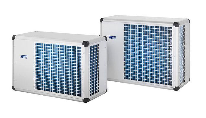 Unsere Schwimmbadwärmepumpen von SET. Energieeffizientz sowie Leistungstärke zeichnen sie aus!