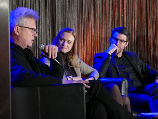 Michael Batz, Dorothee Martin, Sascha Albertsen