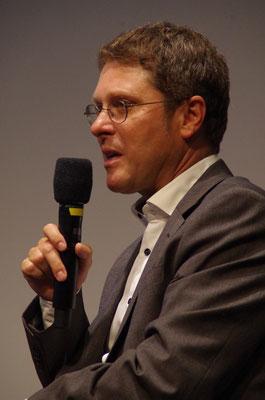 Kunsthallendirektor Prof. Alexander Klar