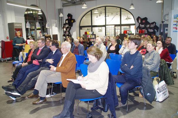 Blick ins Publikum, Foto: Renate Kammer