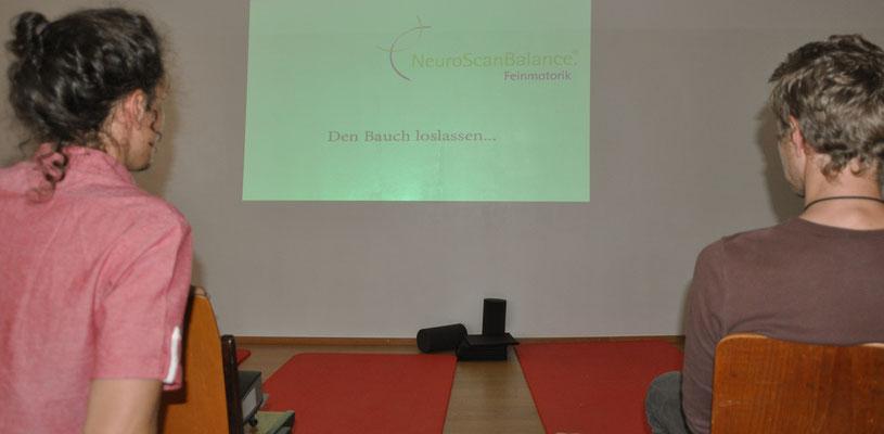 Kurze Präsentation über die Bauchmuskulatur
