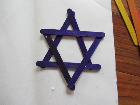 Gwiazdka z trójkątów