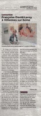 2016_1001 au 9  - Expo perso - 50 toiles - Villennes /seine