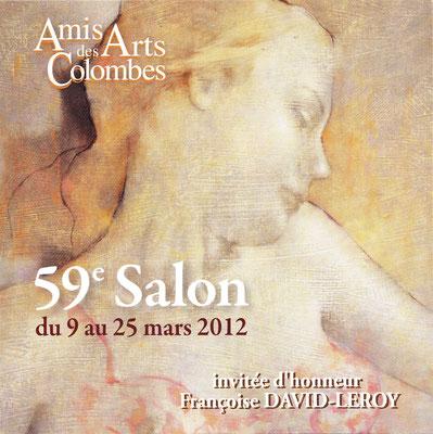 2012_0308 Invitée d'honneur à Colombes
