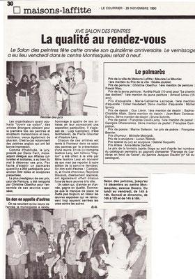 1990_1100 maisons laffitte 1er prix pastel