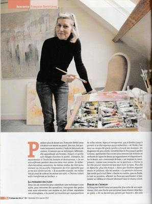 """Pratique des Arts - n° 101 (Couverture) """"Les vies silencieuses"""" - novembre 2011 / janvier 2012"""