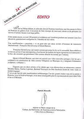 2010_1008 Invitée d'Honneur du Salon de Pontoise (95)