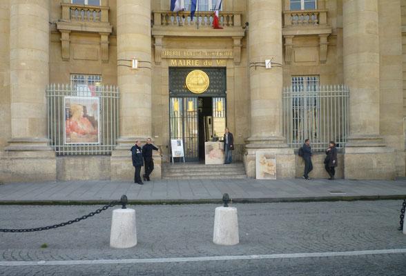 2011_0325 Invitée d'honneur Mairie du Vème - Paris