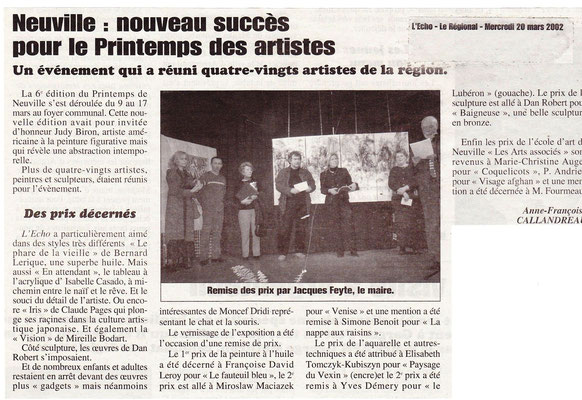 2002_0309 1er prix peinture Neuville 95