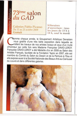 2009_1025 Invitée d'Honneur à Denain