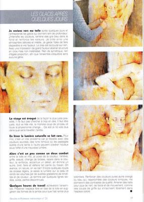 """Dessins et Peintures - n° 21 - Hors série """"La naissance d'une oeuvre"""" - Février 2010"""