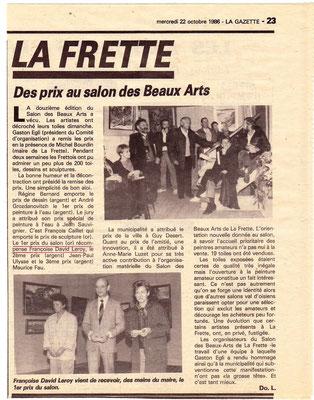 1986_1022 la frette 1er prix du salon