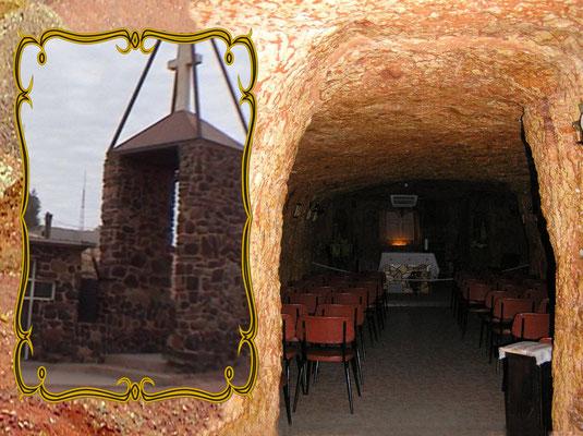 Einen Besuch wert sind die Minen, der Friedhof und die unterirdischen Kirchen, sowie die Wohnhoehlen.