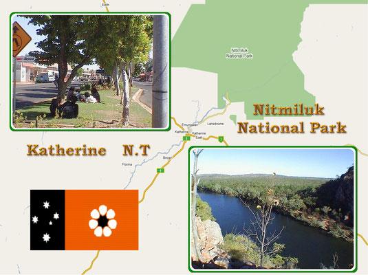 Der Nitmiluk-Nationalpark (früher Katherine-Gorge-Nationalpark) ist ein 1989 gegründeter, 2921 km² großer Nationalpark in der australischen Verwaltungseinheit Northern Territory, 244 km südöstlich von Darwin und 32 km nordöstlich von Katherine. Im Norden