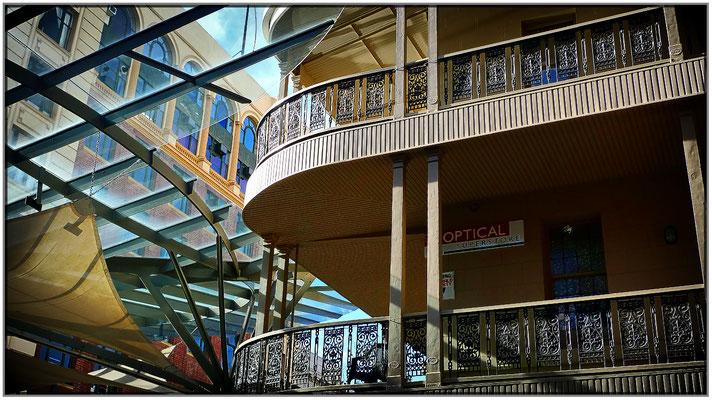 Ecke Rundle Mall