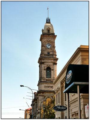 King William Street. Hauptpost