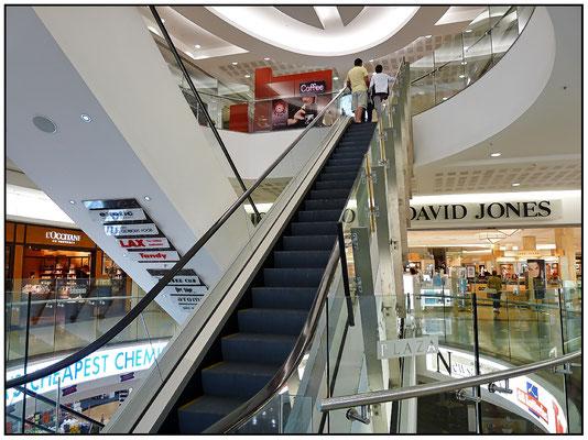 Kaufhaus David Jones.
