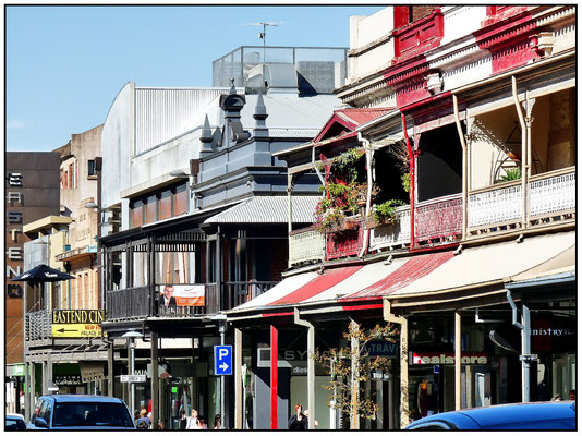 Rundle Street. East End