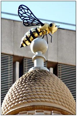 Türmchen vom Beehive Corner.