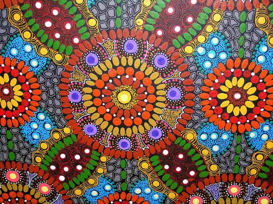 Kunsthandwerk der Aborigines