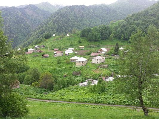The magical village of Tsana