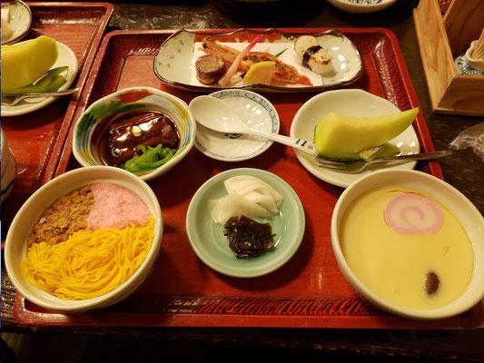 長崎 吉宗 茶わん蒸し 蒸し寿司