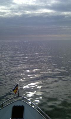 Norerney auf dem Wasser