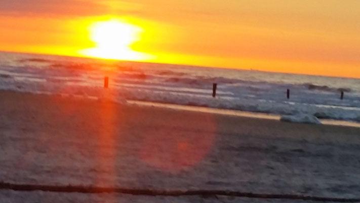 Norderney Sonnenuntergang