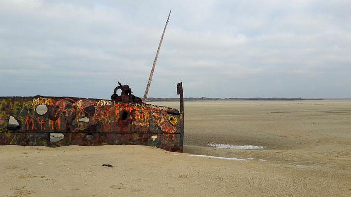 Wrack Norderney