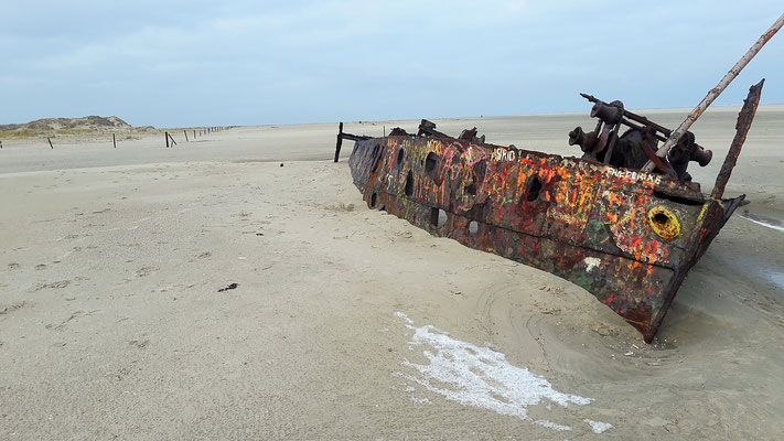 Wrack Norderney