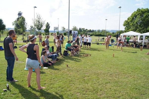 Y.O.K.O im Viertelfinale gegen die Sonnenkönige aus Brugg