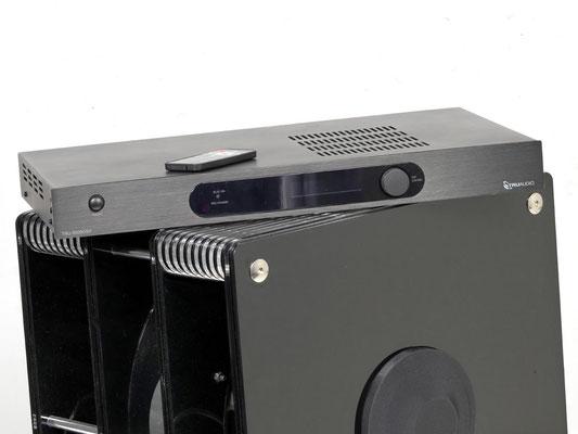 TruAudio S500 DSP Ripol Subwoofer amplifier ModalAkustik