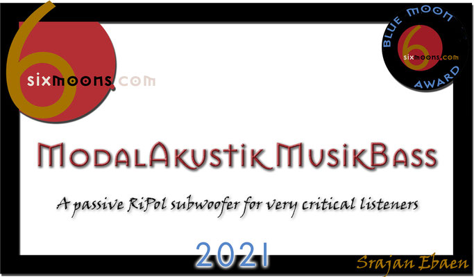 ModalAkustik MusikBass 6moons review blue moon award