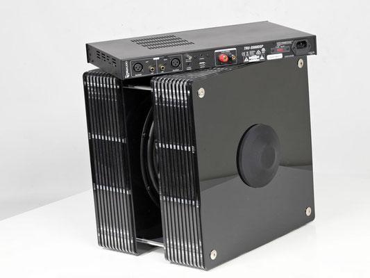 TruAudio S500 DSP Ripol Subwoofer Verstärker Subwooferverstärker ModalAkustik