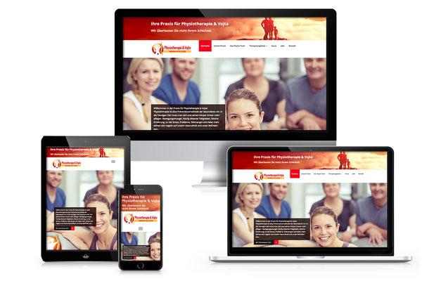 Website-webdesign-homepage-Keutgen-Physiotherapie-design-grafik-thielen