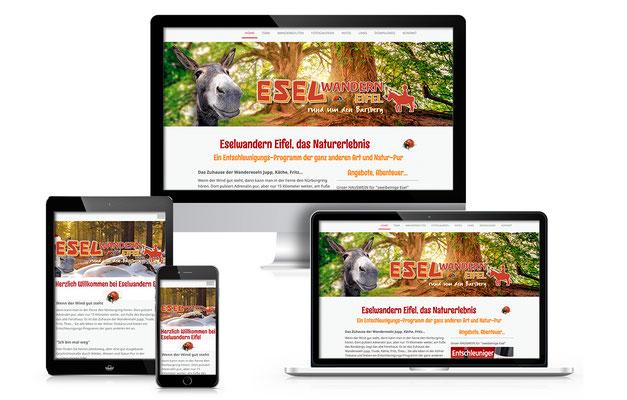 Webdesign-Eselwandern-eifel-grafik-thielen-design-grafik-thielen