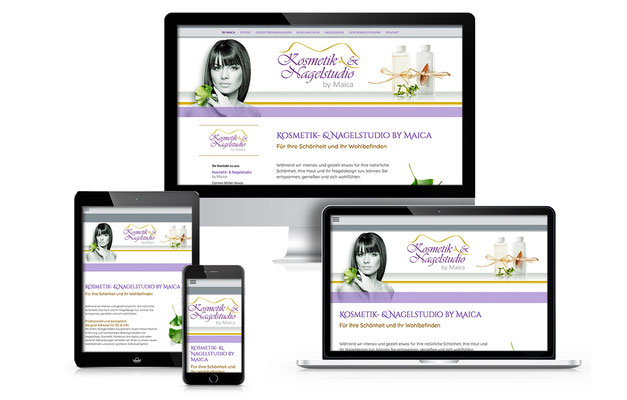 Website-webdesign-homepage-Maicas-Nagelstudio-design-grafik-thielen
