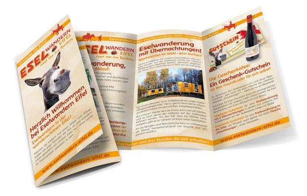 eselwandern-eifel-klappfolder-imagefolder-logodesign-logogestaltung-grafikdesign-webdesign-grafik-thielen