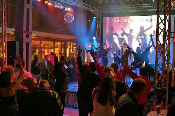 Party bei Porsche in Braunschweig