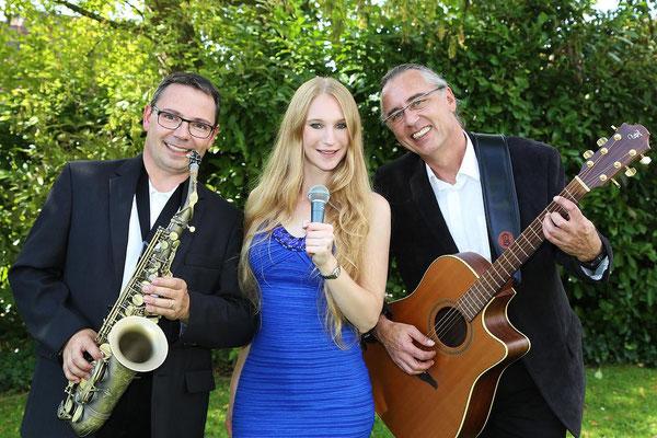 D.N.D Trio @Wedding Party