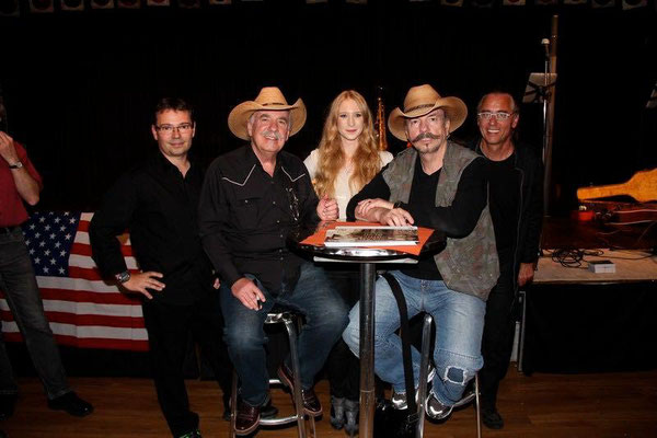 D.N.D Trio with Bellamy Brothers