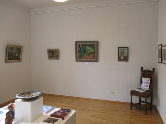 Dresden, Kunstausstellung Kühl, 2015 / 2016