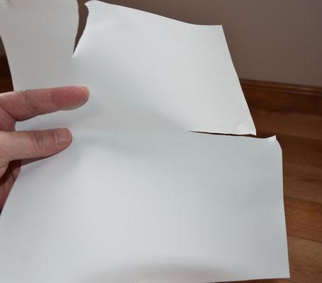 Papier 150 lbs