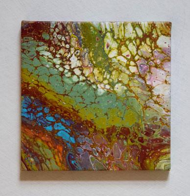 20x20 Acryl op canvas