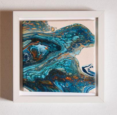 25x25 Acryl op canvas