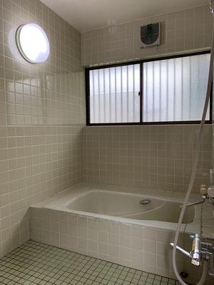 在来浴室 タイル 浴室 リフォーム